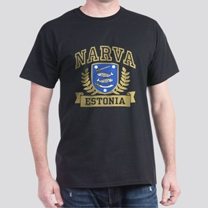 Narva Estonia Dark T-Shirt