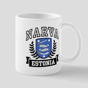 Narva Estonia Mug