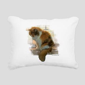 wctshirt Rectangular Canvas Pillow