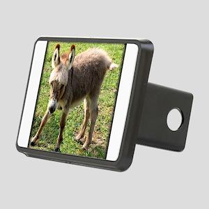 Baby Donkey Wobbly Rectangular Hitch Cover