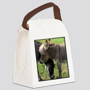 donkeyhugtee Canvas Lunch Bag
