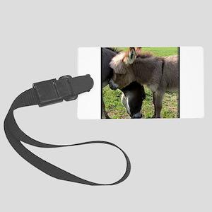 donkeyhugtee Large Luggage Tag