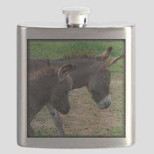 donkeymombabytee Flask
