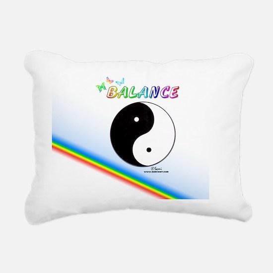 yybcard.png Rectangular Canvas Pillow