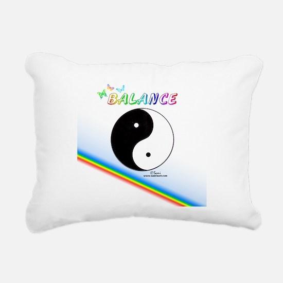 yybaltshirt.png Rectangular Canvas Pillow