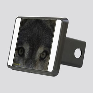 Wolf Eyes: The Mystic Rectangular Hitch Cover