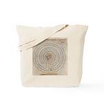 Jericho Map Tote Bag