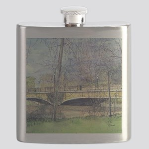 cfbframed print L Flask