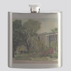clframed print L Flask