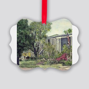 clframed print L Picture Ornament