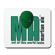 Martian Ale Mousepad