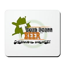 Toxic Swill Beer Mousepad