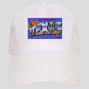 Texas Greetings Cap