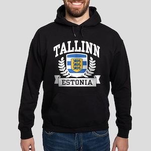 Tallinn Estonia Hoodie (dark)