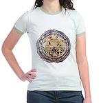 Roman-era Goblet Jr. Ringer T-Shirt