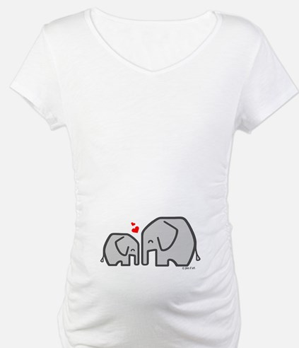 Elephants (4) Shirt