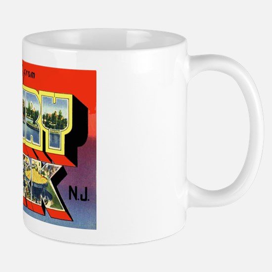 Asbury Park New Jersey Mug