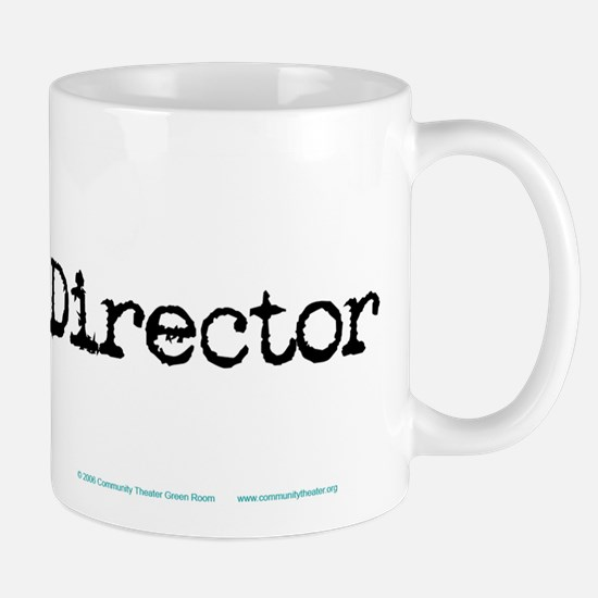 Directorial Motivation Mug