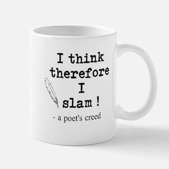 A Poets Creed Mug