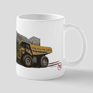 Bear Hold Up (Anti-Pebble Mine Campaign) Mug