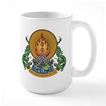 Guhyasamaja Center Logo Large Mug