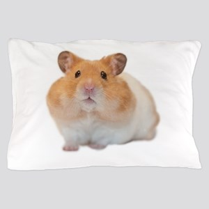 Cute And Fuzzy Hamster Pillow Case