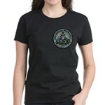 USS ISLE ROYALE Women's Dark T-Shirt