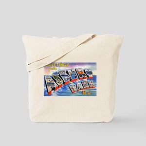 Asbury Park Greetings Tote Bag