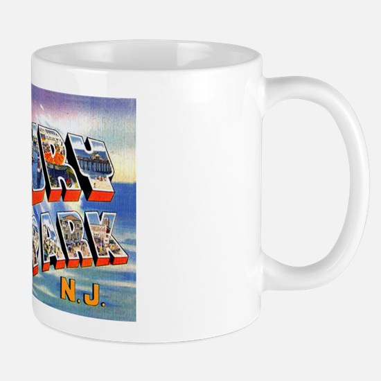 Asbury Park Greetings Mug
