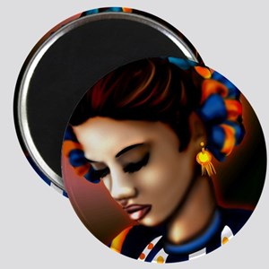 Mexican Jalisco Dancer Magnet