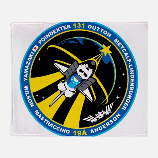 STS-131 Throw Blanket