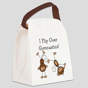 FLIPGYMNASTICS Canvas Lunch Bag