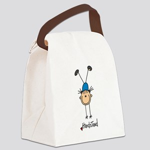 girlgymseven Canvas Lunch Bag