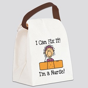 NURSEFIXER Canvas Lunch Bag