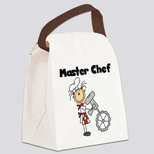 femalemasterchef Canvas Lunch Bag