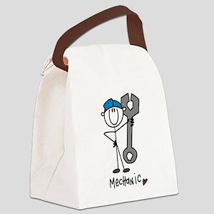 mechanicstickb Canvas Lunch Bag