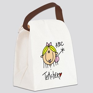 headteacher Canvas Lunch Bag