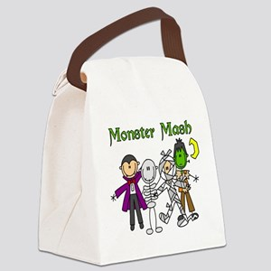 monstermashhallow Canvas Lunch Bag