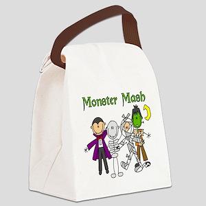 monstermashhallow Canvas Lunch Bag