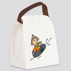 STICKWINTERTWO Canvas Lunch Bag