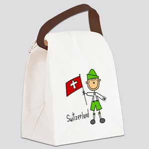 wwswitzerland Canvas Lunch Bag