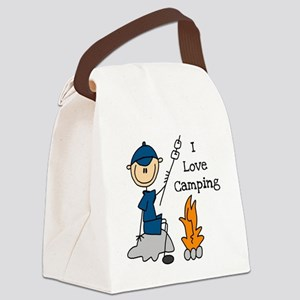 LOVECAMPINGBOY Canvas Lunch Bag