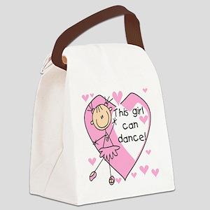 thisgirlcandancetee Canvas Lunch Bag