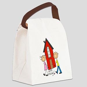 WEREMOVINGTEE Canvas Lunch Bag