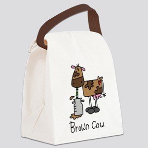 browncowtee Canvas Lunch Bag