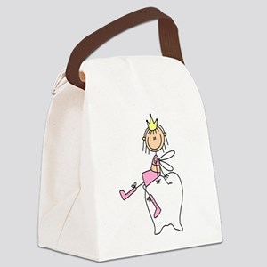 toothfairytwo Canvas Lunch Bag
