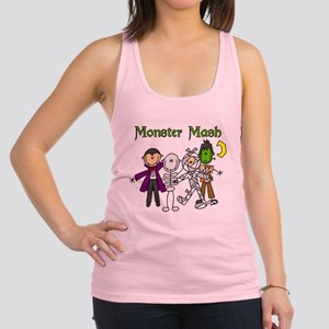 monstermashhallow Racerback Tank Top