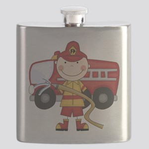SCRAPFIREBOY Flask