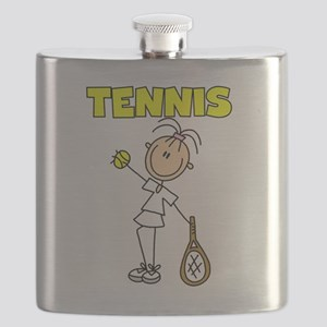 TENNISGIRL Flask