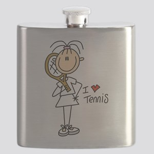 tennisgirlone Flask